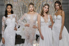 Pronovias presents 2018 Atelier Pronovias collection at NYBFW