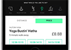 RISE to your fitness potential with the help of an app