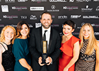 Bloggs Salons in Bristol are celebrating after being crowned Salon of the Year 2 in the annual British Hairdressing Business Awards