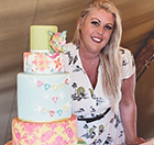 Award for Hampshire wedding cake maker