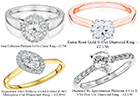 Local jewellers Laing reveal some of their favourite engagement rings