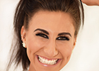 Ten Tips for Glowing Honeymoon Makeup with Kent make-up artist Kelli Waldock