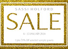 Amazing wedding dress sale at Sassi Holford bridal boutique in Taunton, Somerset
