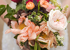 2018 Wedding Trends with an award-winning florist