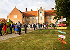 Weekday weddings on the rise reports Suffolk venue
