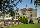 Boutique hotel The Painswick in Gloucestershire set to host singer Andy Quick on Thursday 21st December, 2017 from 8pm until 10pm with free admission