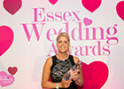 Rochford-based wedding planners BusyBrides celebrate win at The Essex Wedding Awards