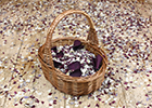 Shropeshire-based natural flower confetti company announce its December mix