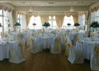 Forget Breakfast at Tiffany's - celebrate your wedding in the Tiffany's Suite at the Grand Pier, Weston-super-Mare