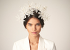 Hats on for Awon Golding Millinery's collection