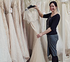 Hampshire's Sass & Grace Bridal Boutique shortlisted for national award