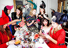 New hat making party for Surrey brides