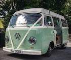 Derbyshire's Vintage Camper Hire introduces Betsy...