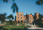 Win a West Midlands wedding at Rowton Castle