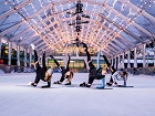 Dancing on ice - London's longest ice rink to host barre class