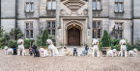 Ted (the Pug!) Gets Wed at Matfen Hall