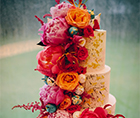 Kate Tynan from the Little Button Bakery reveals how you can incorporate spring into your big day bake