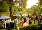 What could be more romantic and quintessentially British than marrying beside the river in summertime?