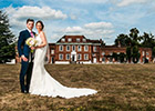 Plan your own fairytale ending with new wedding package from top Bucks venue