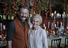 Mary Berry visits Leeds Castle
