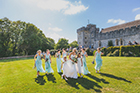 Get married at St Donat's Castle