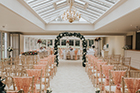 Hayne House has launched a new Orangery perfect for weddings