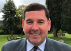 Top Hotel manager Mark Booth takes over at Hallgarth Manor