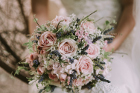 Life as a wedding florist in Northumberland