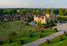 Hever Castle & Gardens in Edenbridge has been named Best Wedding Venue at the National Venue Awards