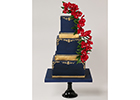 Cut a slice of heaven for your big-day bake with help of Bucks wedding cake designer