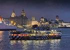 Take a break from wedding planning with Mersey Ferries summer cruise programme