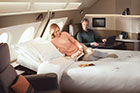 Singapore Airlines offers newlyweds a honeymoon fit for royalty
