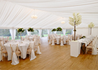 New event space at harlow-based wedding venue