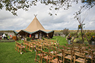 Your chance to see one of East Anglia's newest outdoor wedding venues
