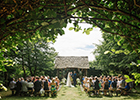 We caught up with Felicity Henriques, wedding coordinator at Cripps's The Tithe Barn at Bolton Abbey, to get her summer wedding tips