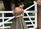 Say 'I do' to a quintessential British look from Bucks-based wedding dress designers, Timothy Foxx
