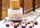 Kerry Hemms of Somerset's Angel's Kitchen tells us how to make sure your wedding cake withstands the summer heat