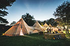 Host a tipi celebration with Teepee Tent Hire