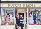 Chipping Sodbury's Future Brides bridal boutique is under new ownership
