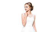 Make-up artist Megan Rose reveals how you can create a natural wedding day look