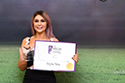 PrettyBowMakeup has won two awards at the Welsh Hair & Beauty Awards