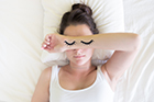 How to get better sleep before your big day