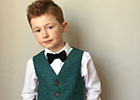 The last minute pageboy outfit
