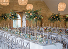 The Barn at Calcot wedding venue launches with a new look near Tetbury in Gloucestershire