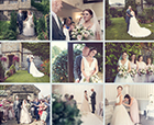 Rachel and Jonathan celebrated their nuptials at the stunning Stirk House