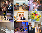 Laura and Joe's stunning nuptials were held at the gorgeous National Museum Cardiff