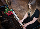 Thinking about music for your big day? We asked Gemma Watkins of The Wedding Pianists why she believes live is best