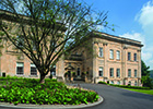 Check out Bath's fairytale venue, Bailbrook House Hotel...