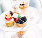 Hampshire hotel hosting brides-to-be afternoon tea event