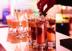 Toast the good times with a pre-wedding get together at the Windsor Prosecco Party